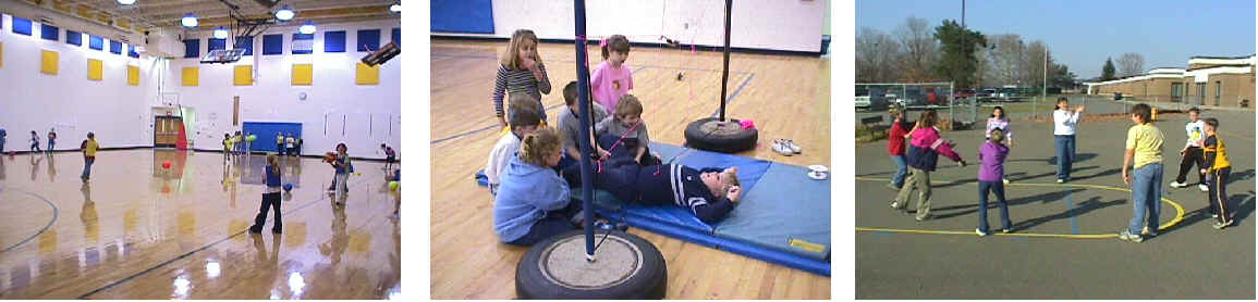 Cooperative Games and Activities - MrGym com